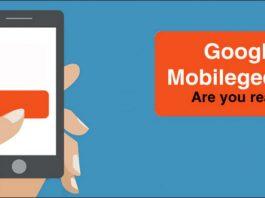 Google mobilegeddon Release