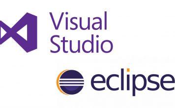 Microsoft Visual Studio Vs Eclipse
