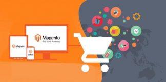 Magento CMS Platform